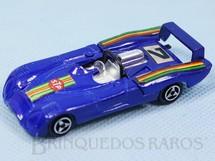 1. Brinquedos antigos - Majorette-Kiko - Matra Simca 670 Majorette Brésilien Kiko Década de 1980