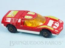 Brinquedos Antigos - Matchbox - Mazda RX500 Superfast vermelha 77 Década de 1970