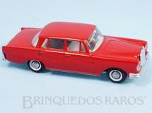 Brinquedos Antigos - Tekno - Mercedes Benz 220 SE Década de 1960