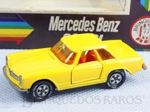 Brinquedos Antigos - Siku-Rei - Mercedes Benz 280 SL Brasilianische Siku Alfema