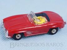 1. Brinquedos antigos - Aurora - Mercedes Benz 300SL Conversível Série Vibrator Motor Ano 1959