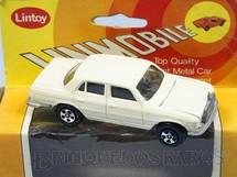 1. Brinquedos antigos - Lintoy - Mercedes Benz 450 SE Década de 1970