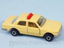 Brinquedos Antigos - Matchbox - Mercedes Benz 450 SEL Taxi Superfast