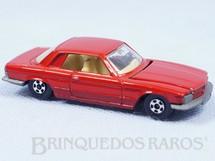 1. Brinquedos antigos - Jet-Gillette - Mercedes Benz 450 SLC Sport Década de 1970