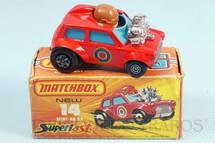 1. Brinquedos antigos - Matchbox - Mini Ha Ha Superfast
