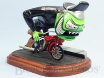 1. Brinquedos antigos - Hawk - Monstro Davey da Série Weird Ohs kit montado Década de 1960