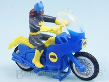 Brinquedos Antigos - Casablanca e Gulliver - Motocicleta da Batgirl perfeito estado Batgirl Réplica Década de 1970