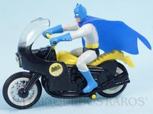 Brinquedos Antigos - Casablanca e Gulliver - Motocicleta do Batman Década de 1970