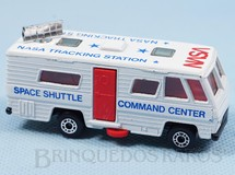 Brinquedos Antigos - Matchbox - NASA Tracking Vehicle Superfast