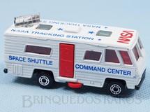1. Brinquedos antigos - Matchbox - NASA Tracking Vehicle Superfast