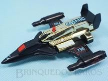 1. Brinquedos antigos - Casablanca e Gulliver - Nave Espacial com 11,00 cm de comprimento Década de 1980