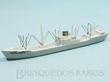 1. Brinquedos antigos - Hansa - Navio mercante Nopal Lines com 14,00 cm de comprimento Década de 1970