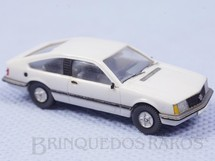 1. Brinquedos antigos - Wiking - Opel Monza Década de 1980
