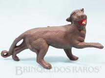 1. Brinquedos antigos - Casablanca e Gulliver - Pantera Negra Séries Zoológico e Safari na África Década de 1960