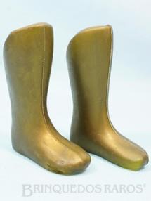 1. Brinquedos antigos - Estrela - Par de botas do Torak Edição 1980