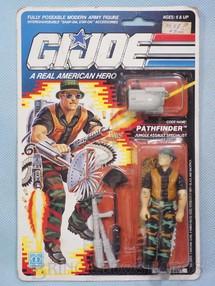 1. Brinquedos antigos - Hasbro - Pathfinder completo Blister lacrado Ano 1989