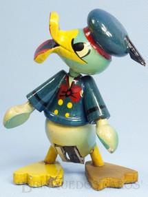 1. Brinquedos antigos - Sem identificação - Pato Donald com 10,00 cm de altura Apontador de lápis Walt Disney Década de 1960
