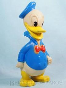 1. Brinquedos antigos - Estrela - Pato Donald com Apito 27,00 cm de altura Walt Disney Ano 1960