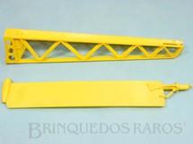 1. Brinquedos antigos - Estrela - Peças avulsas para o Helicóptero amarelo do Falcon Edição 1977 Preço por unidade