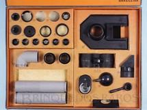 Brinquedos Antigos - D.F. Vasconcellos - Peças avulsas para Poliopticon Década de 1960 Preço por unidade