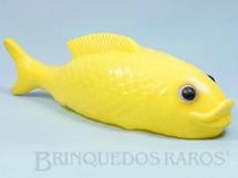 1. Brinquedos antigos - Sem identificação - Peixe com 33,00 cm de comprimento Década de 1970
