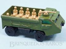 1. Brinquedos antigos - Matchbox - Personnel Carrier Superfast