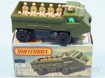 1. Brinquedos antigos - Matchbox - Personnel Carrier Superfast