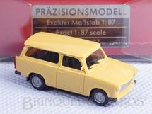 1. Brinquedos antigos - Herpa - Perua Trabant 601 S Década de 1990