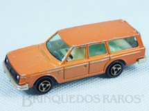 1. Brinquedos antigos - Majorette - Perua Volvo 245 DL Década de 1980