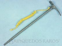 1. Brinquedos antigos - Estrela - Picareta de Alpinista com corda Edição 1979