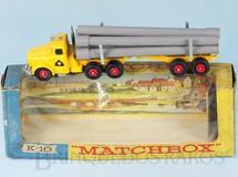 1. Brinquedos antigos - Matchbox - Pipe Truck King Size