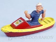 Brinquedos Antigos - Corgi Toys-Corgi Jr. - Popeyes Tugboat Corgi Jr D�cada de 1970