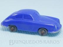 1. Brinquedos antigos - Wiking - Porsche 356 Janelas Sólidas Década de 1950