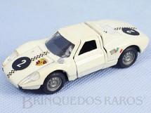 1. Brinquedos antigos - Politoys e Polistil - Porsche 905 Carrera GTS Politoys Década de 1970