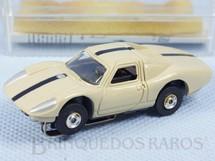 1. Brinquedos antigos - Aurora - Porsche 906 Série Thunder Jet Model Motoring Década de 1960
