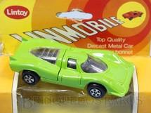 1. Brinquedos antigos - Lintoy - Porsche 917 Década de 1970