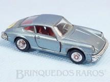 1. Brinquedos antigos - Schuco-Rei - Porsche Carrera Azul metálico Schuco Modell Brasilianische Schuco Rei