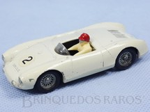 1. Brinquedos antigos - Solido-Brosol - Porsche Spider branca Fabricada pela Brosol Solido brésilienne Década de 1970