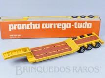 1. Brinquedos antigos - Arpra - Prancha Carrega Tudo amarela