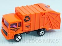 Brinquedos Antigos - Matchbox - Refuse Truck Superfast Década de 1990