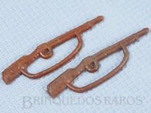 1. Brinquedos antigos - Casablanca e Gulliver - Rifles Casablanca numerada 143 Primeiro Conjunto Caravana Ano 1965 Preço por unidade