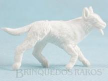 Brinquedos Antigos - Casablanca e Gulliver - Rin Tin Tin Forte Apache Casablanca numerado 13 branco