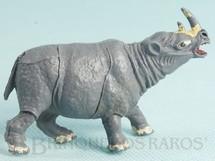 Brinquedos Antigos - Casablanca e Gulliver - Rinoceronte Série Zoológico Década de 1960
