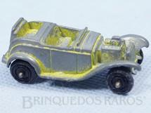 1. Brinquedos antigos - Tootsietoy - Roadster com 5,00 cm de comprimento Década de 1960