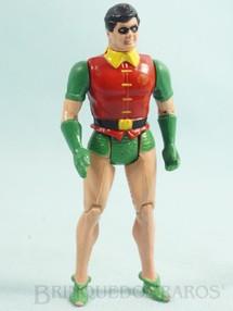 1. Brinquedos antigos - Estrela - Robin articulado falta a Capa Coleção Super Powers Ano 1987