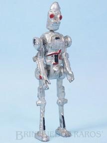 Brinquedos Antigos - Model Trem - Robot Defensor Série Novas Aventuras na Galáxia Guerra nas Estrelas Star Wars Ano 1983