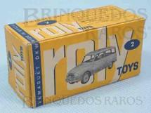 1. Brinquedos antigos - Roly Toys - Roly Toys Caixa DKW Vemaguet Ano 1965
