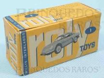 1. Brinquedos antigos - Roly Toys - Roly Toys Caixa Willis Interlagos Ano 1965