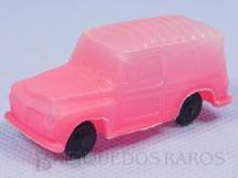 1. Brinquedos antigos - Mimo - Rural Willys com 5,00 cm de comprimento Numerado 50 Década de 1960