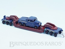 Brinquedos Antigos - Matchbox - Scammel 6x6 Tractor and 200 Ton Crane Transporter Major Pack